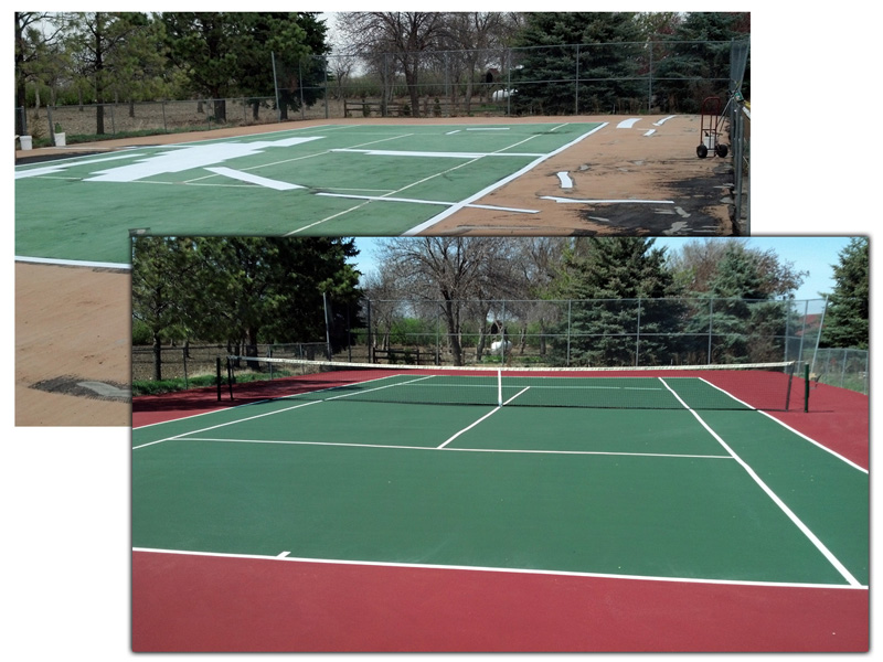 Tennis Court Repair and Maintenance 3
