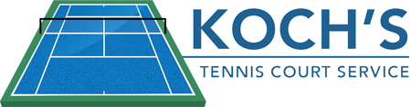 Koch's Tennis Court Service